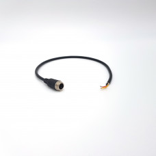 4 PIN Male to Bare End Cable 0.2 Metre