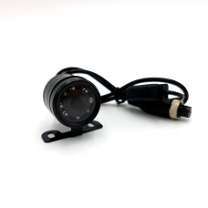 Rear View camera with IR LED and Butterfly Mount