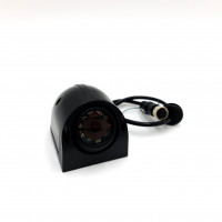 """Side View Camera 1/3"""" Sharp CCD With IR"""
