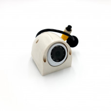 Side View Camera AHD 720P Straight Image White
