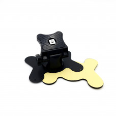"""Universal monitor bracket suitable for 2.5"""", 3"""", 5"""", 7"""", 9"""" & 10"""" size monitors AHD or standard"""