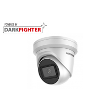 Hikvision 6MP IR Fixed Turret Network Camera, Powered by Darkfighter, 2.8mm lens