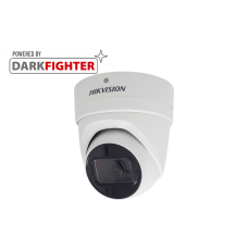 Hikvision 4MP Ultra-Low Light IR Network Turret Camera, 2.8 to 12mm VF Lens