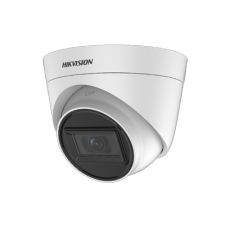 Hikvision Turbo HD 4in1, 5MP Audio over Coax Camera, 2.8mm lens