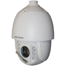 """Hikvision 2MP IR Turbo HD 7"""" 30x Speed Dome, 4.5mm to 135mm, Wiper,"""